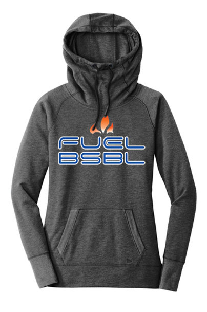 5030. - Ladies Fuel BSBL- New Era Hoodie - 3 Colors Available