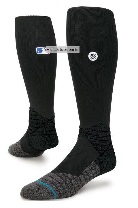 7019. Stance Baseball Socks