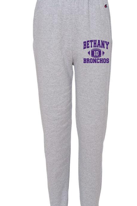 2001. Bethany Football Team Sweatpants