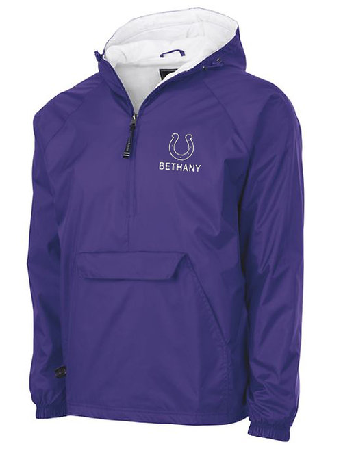 6019 - Bethany Horseshoe - Charles River - Purple