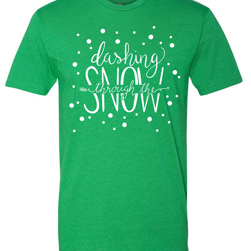 101-Dashing through the Snow-Heather Green