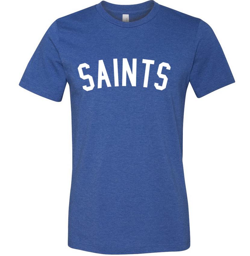 Saints - Heather Royal SS