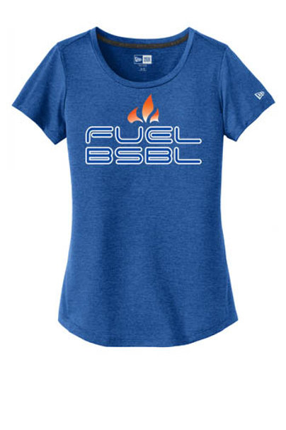 4505 - Fuel BSBL - Ladies New Era Short Sleeve - 3 Colors Available