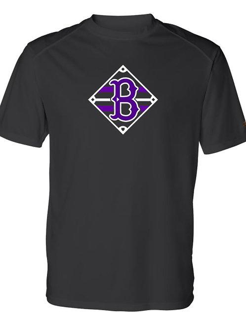 7001. Bethany Diamond -Drifit Short Sleeve