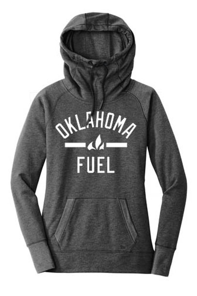 4521 - Ladies Oklahoma Fuel - New Era Hoodie - 3 Colors Available