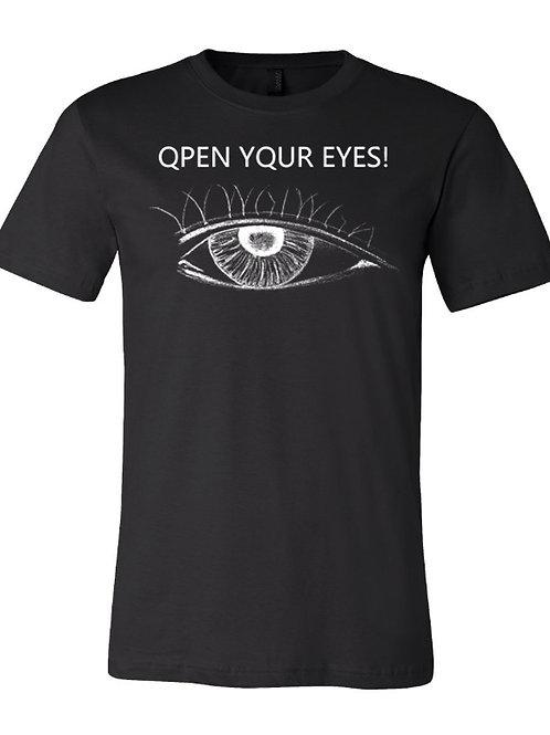 3000. Open Your Eyes - Short Sleeve
