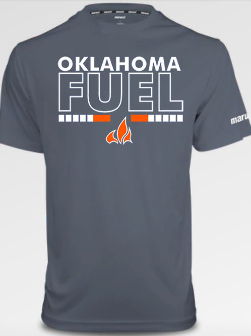 5012. Fuel Flame - Youth Marucci Performance Tee - Short Sleeve