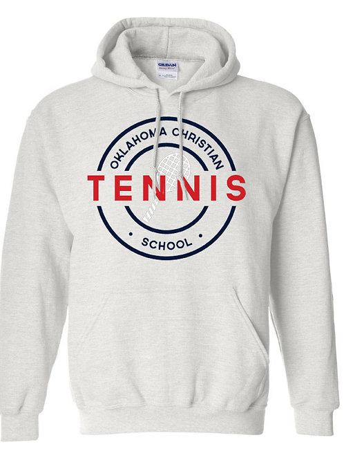 2306. OCS Tennis Circle Hoodie - Ash