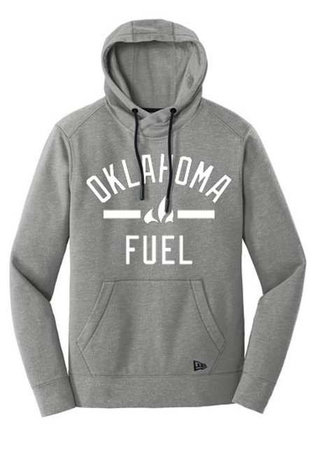 4519 - Oklahoma Fuel - New Era Hoodie - 3 Colors Available
