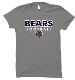 Bears SS 2017 - Gray