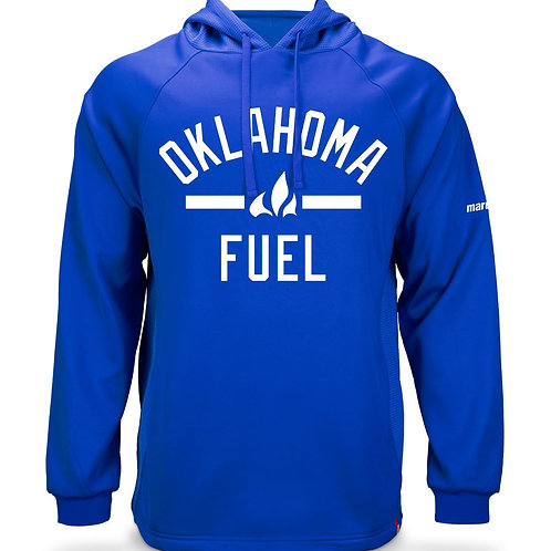 4520 - Oklahoma Fuel - Marucci Technical Hoodie - 3 Colors Available