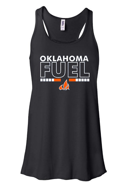 5021.  Fuel Flame - Bella Flowy Tank - 3-Colors Available