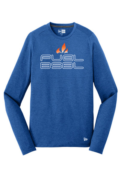 4501 - Fuel BSBL - New Era Long Sleeve Performance - 3 Colors Available