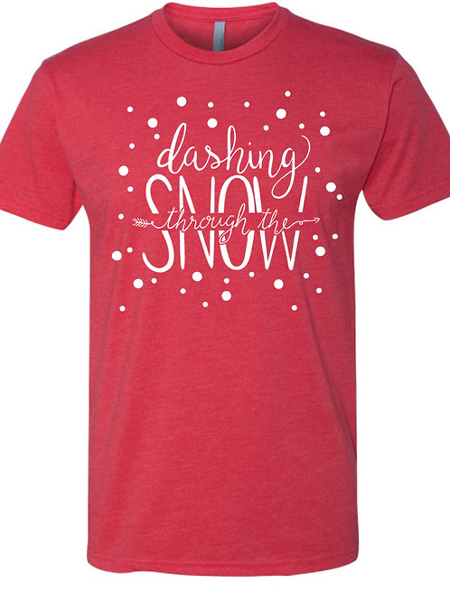 102-Dashing through the Snow-Heather Red