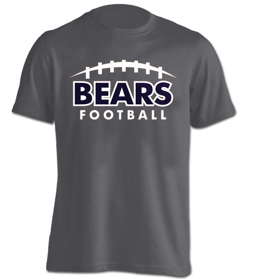 Bears DF 2 - Gray