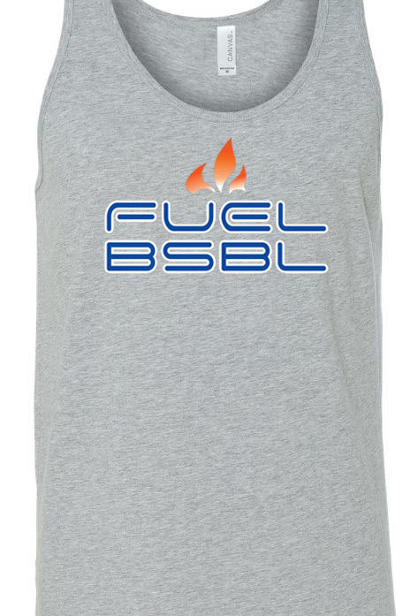5031. - Fuel BSBL Unisex Tank - 3-Colors Available