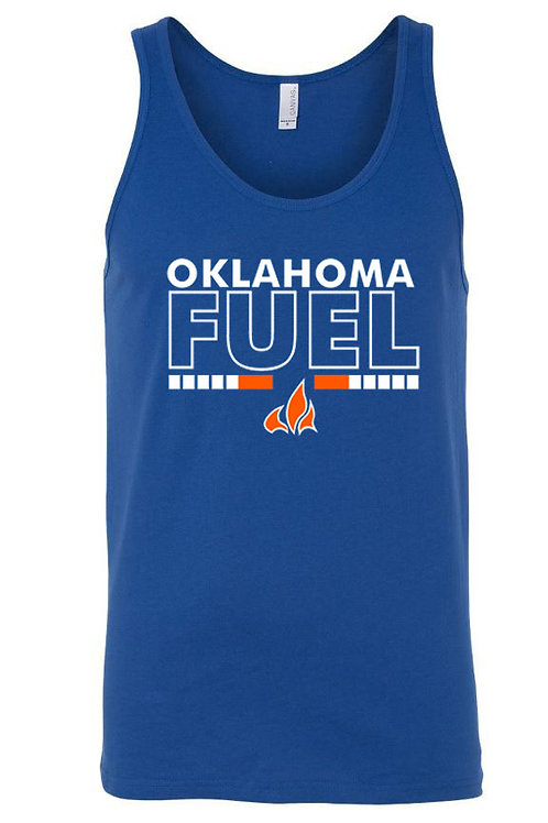 5020. - Fuel Flame Unisex Tank - 3-Colors Available