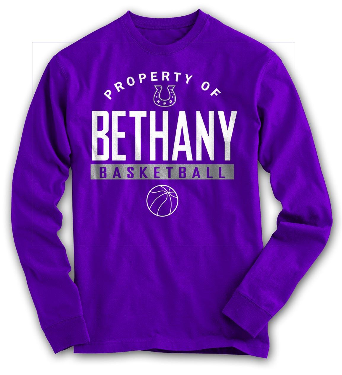 Beth BBall 3 - Purple