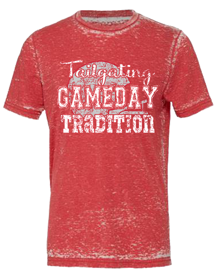 Tailgating Gameday Traditions Mockup