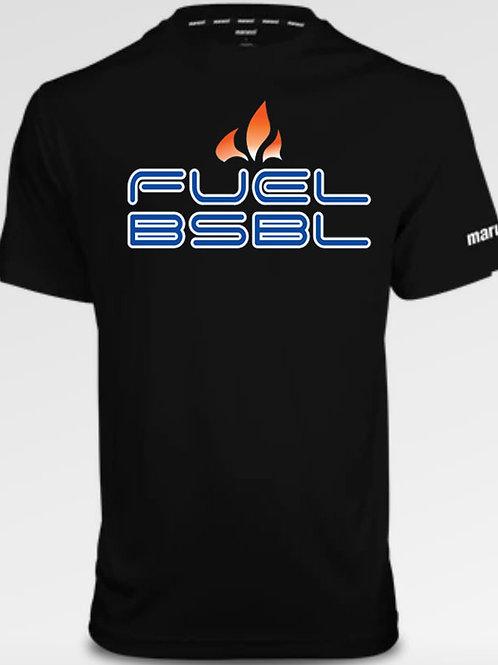 5022. Fuel BSBL - Marucci Performance Tee - Short Sleeve