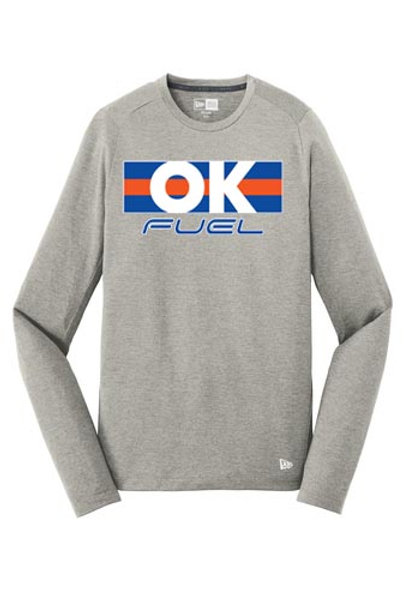 4509 - OK Fuel Stripes - New Era Long Sleeve Performance - 3 Colors Ava
