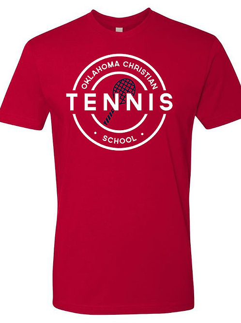 2301. OCS Tennis Circle SS - Red