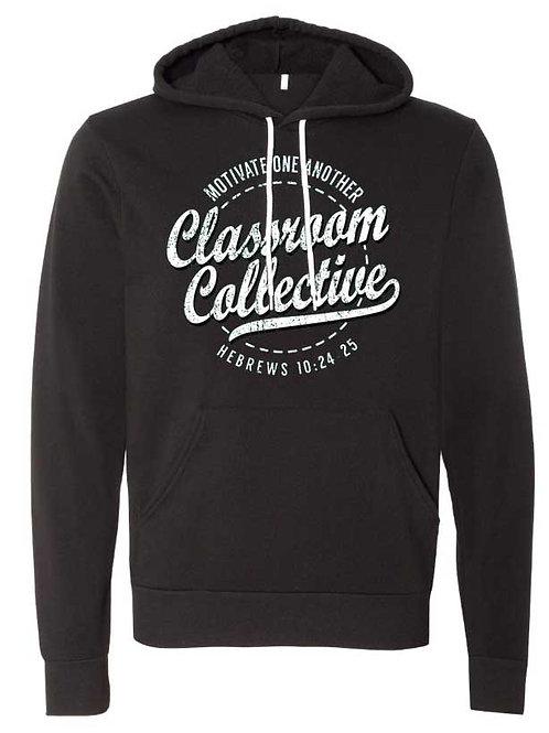 2002. Classroom Collective - Bella  Hoodie - Black