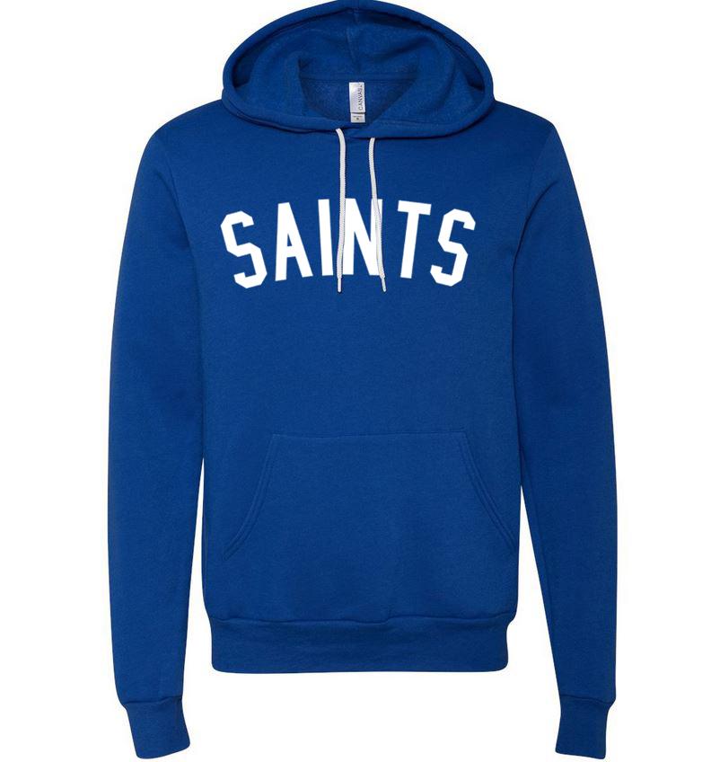 Saints - Royal Hoodie