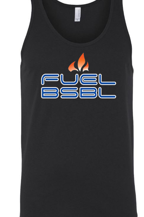 4507 - Fuel BSBL - Bella Unisex Tank - 3 Colors Available