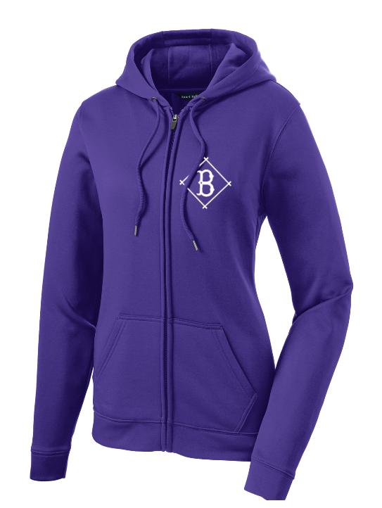 LST 238 -Purple Ladies