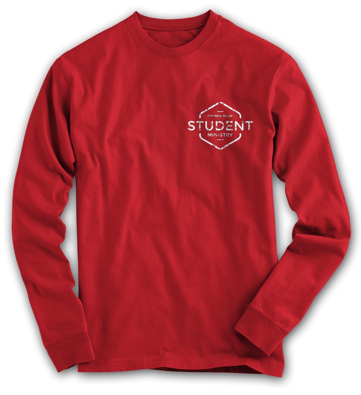 Studetn Ministry Sweatshirt