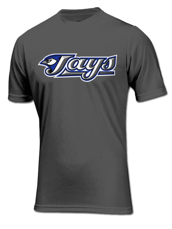 Jays Logo Grey
