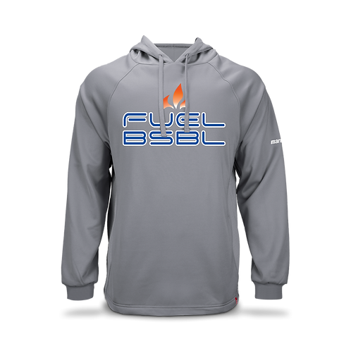 5027. Fuel BSBL -  Youth Marucci Technical Hoodie - 2-Colors Available