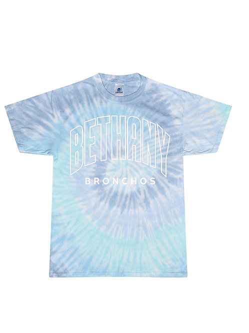 6012 - Bethany Outline Tie Dye - Wildflower