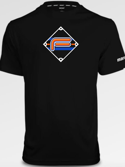 5000. Fuel Diamond - Marucci Performance Tee - Short Sleeve