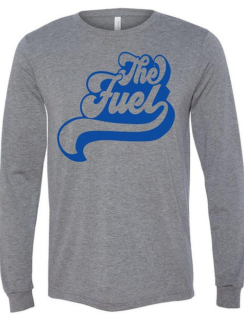 4523 - The Fuel - Bella Triblend Long Sleeve T-shirt