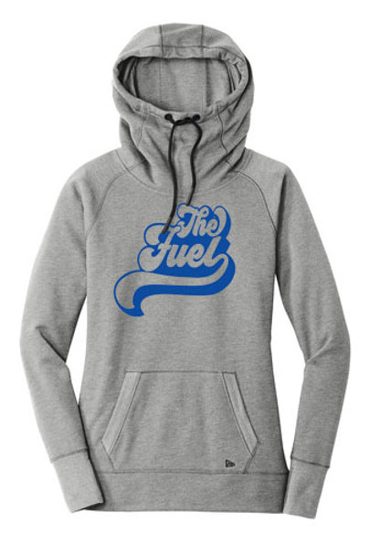4524 - Ladies The Fuel - New Era Hoodie