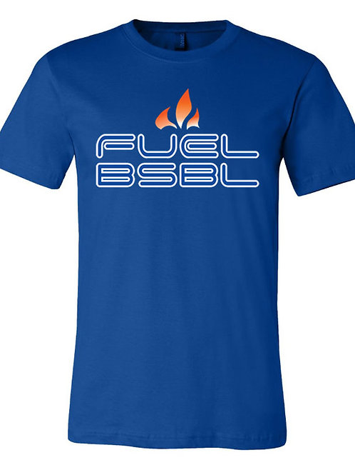 5028. Fuel BSBL - Bella Triblend - Short Sleeve - 3-Colors Available
