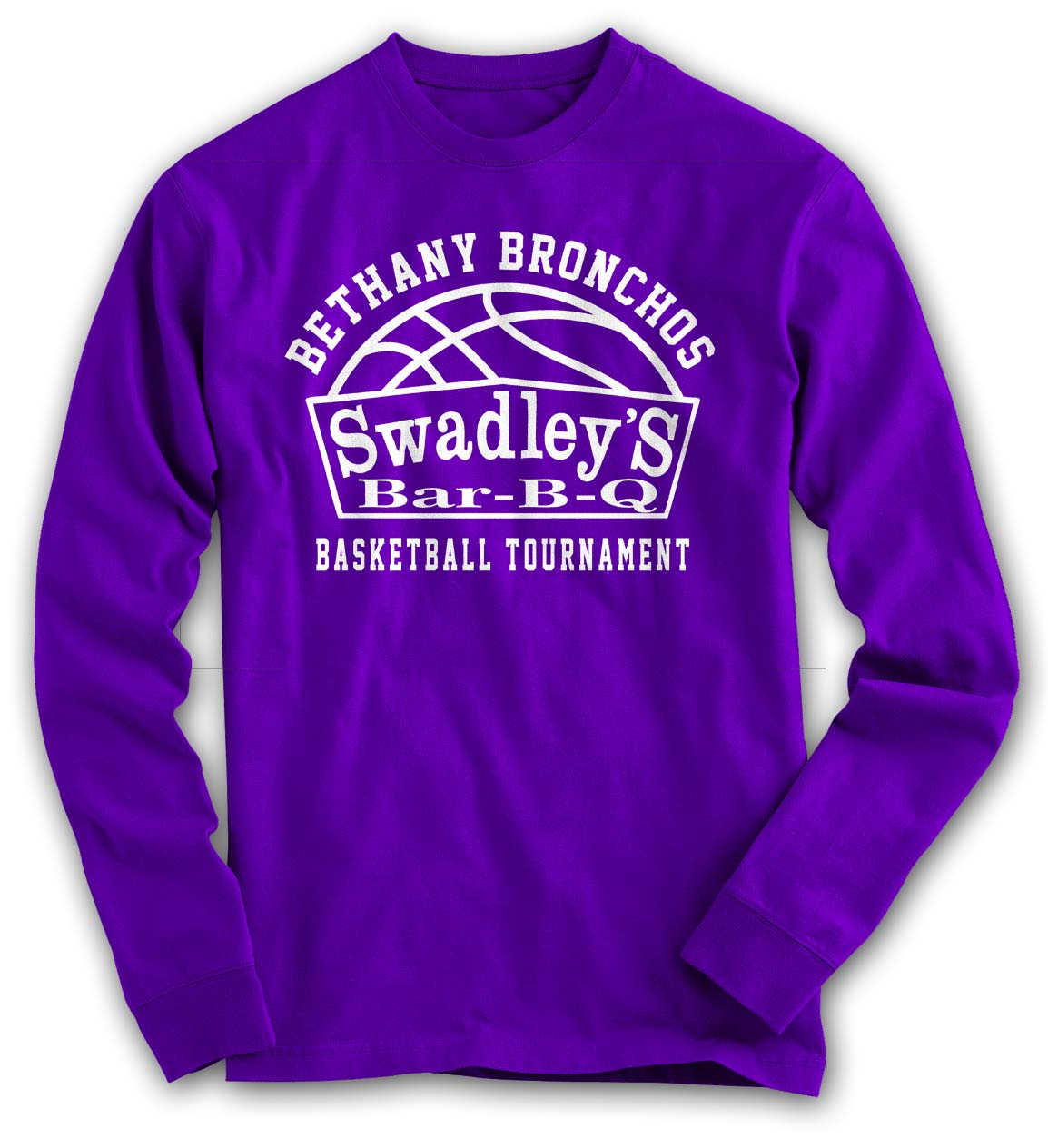 Swadleys Basketball Tournament Front