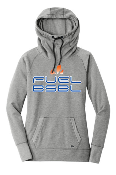 4504 - Ladies Fuel BSBL - New Era Hoodie - 3 Colors Available