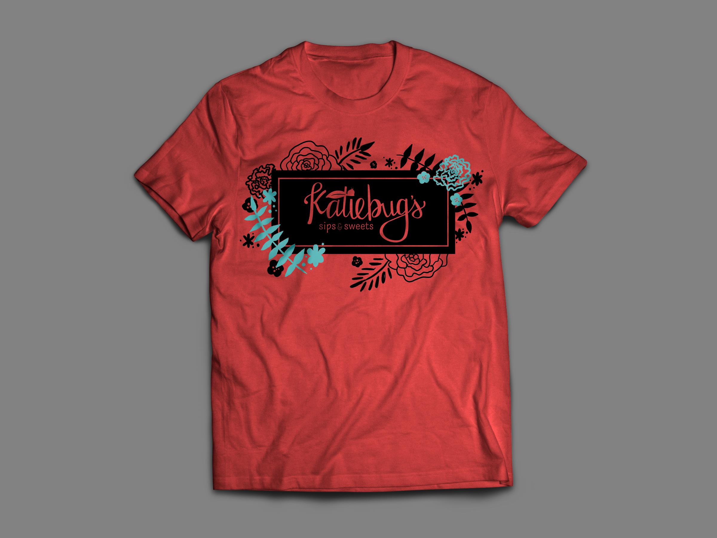 Shirt mockup front