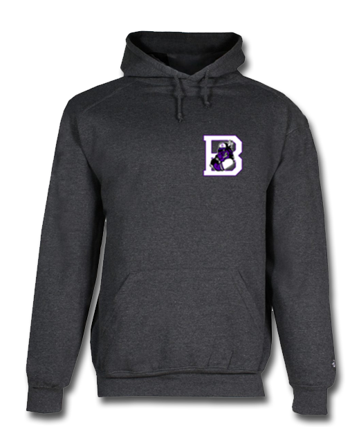 Badger - 1254 - Hooded Sweatshirt
