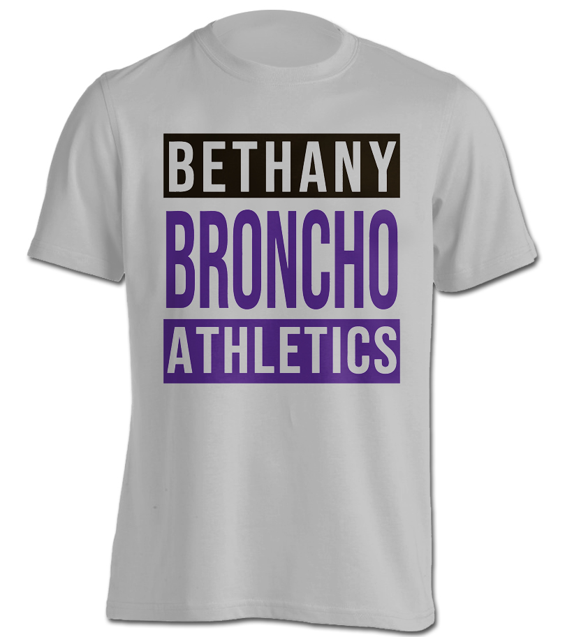 Bronchos Athletics A4 MU