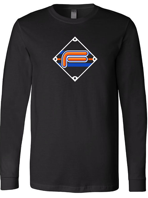 5007. Fuel Diamond - Bella Triblend - Long Sleeve - 2-Colors Available
