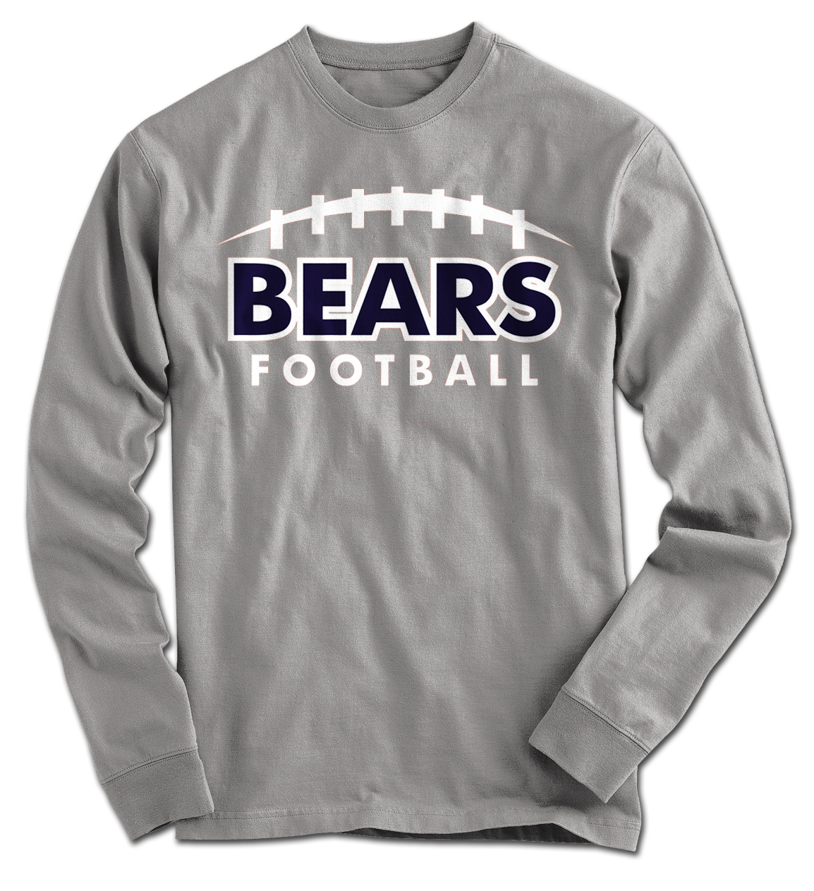 Bears LS 2017 2 - Gray