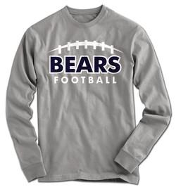 Bears LS 2017 2 - Gray