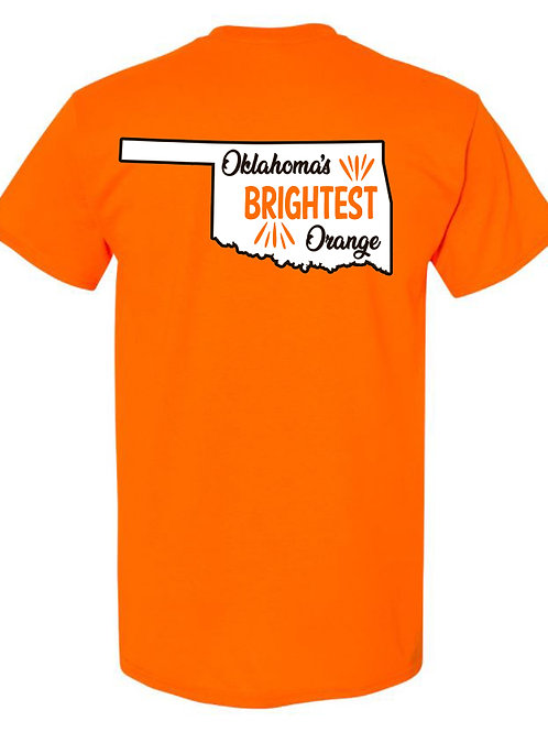 1000. PC Brightest Orange