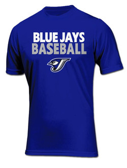 Blue Jays Bsaeball with Logo
