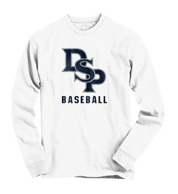 DSP White T Long Sleeve