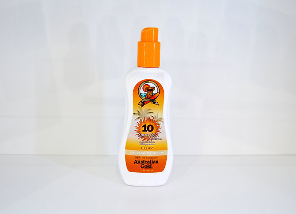 Australian Gold SPF Spray Gels Outdoor Protection